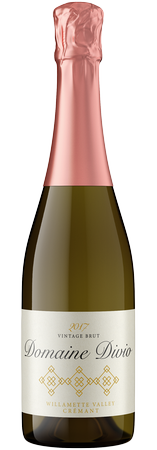 2017 Cremant de Willamette Valley Rose